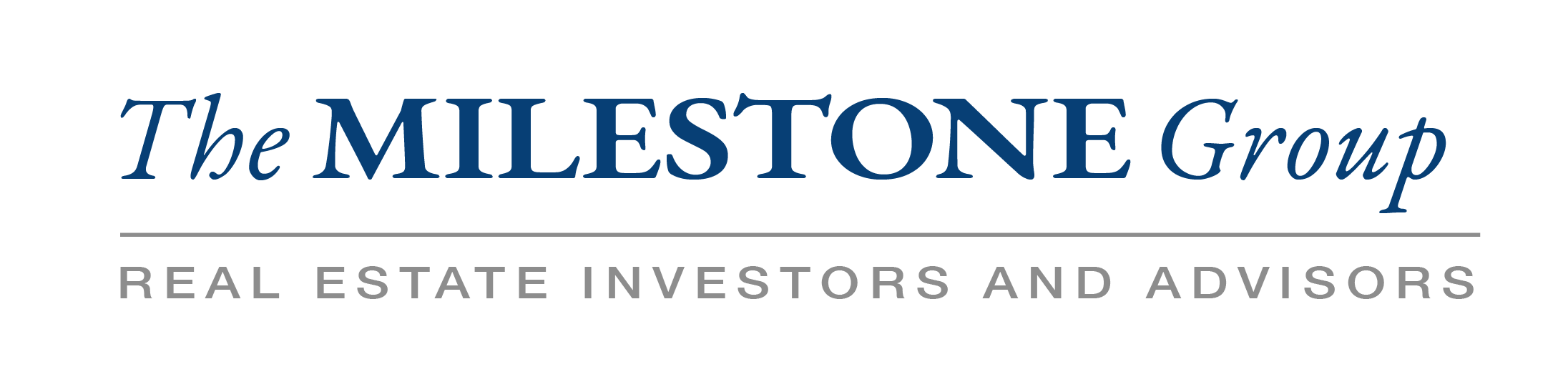 The Milestone Group logo