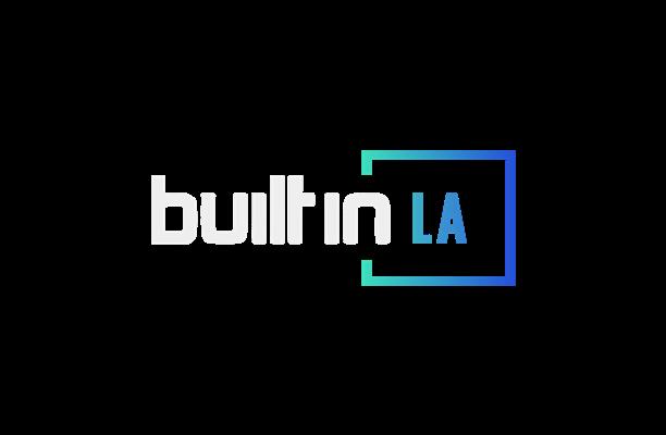 built in LA logo