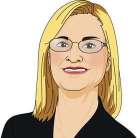 Dr. Karen van Caulil