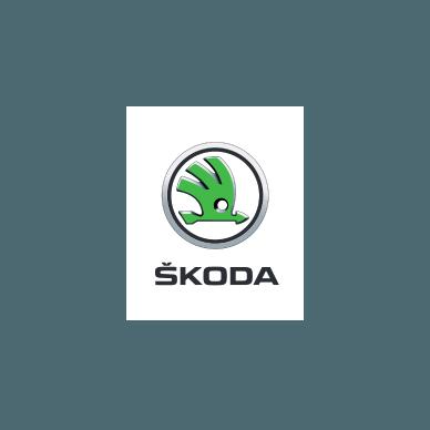 Logo Škody Auto