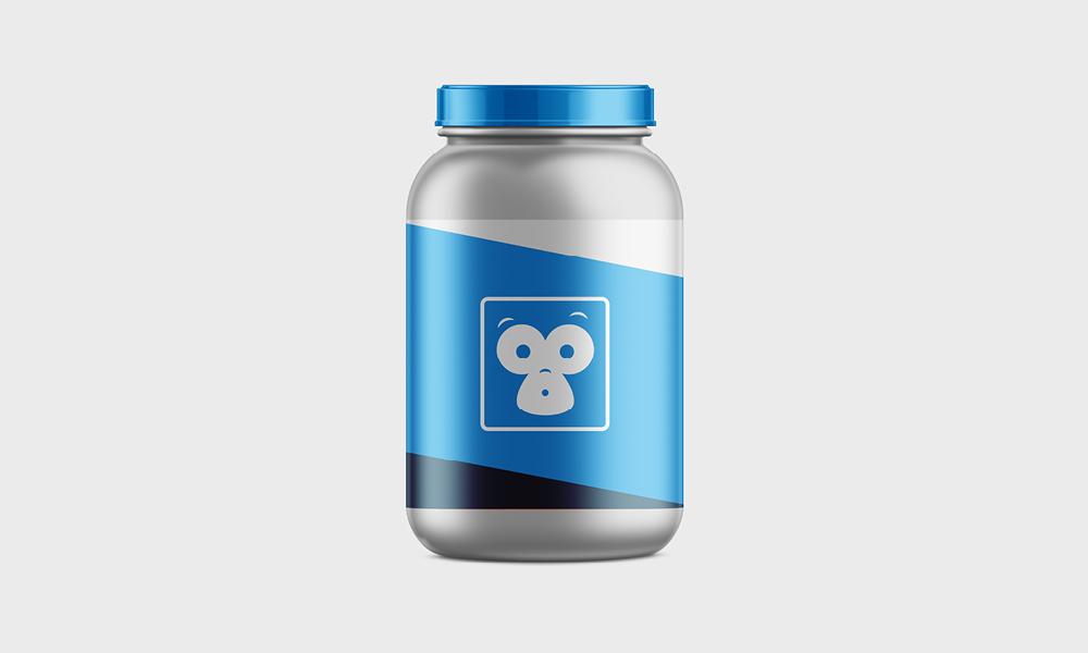 supplements labels image