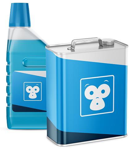 chemical label printing hero image
