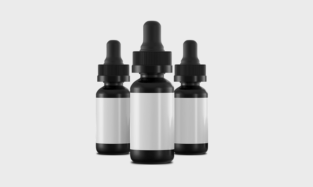 label printing for CBD markets