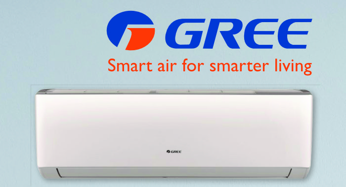 Gree Lomo Hi-wall Inverter Air Conditioner
