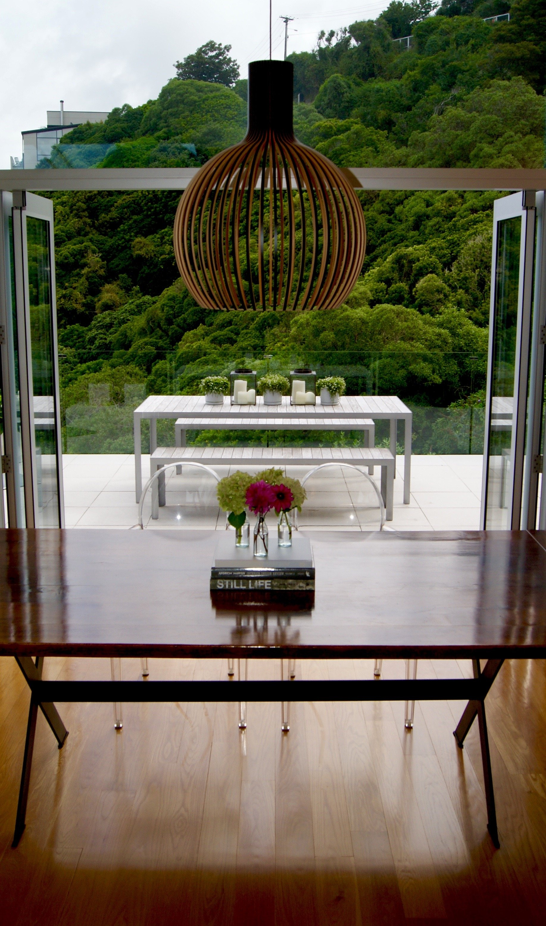 Table Interior Design, Khandallah, Wellington