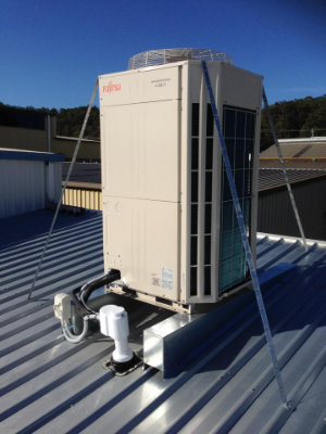 Fujitsu Ducted Air Conditioning
