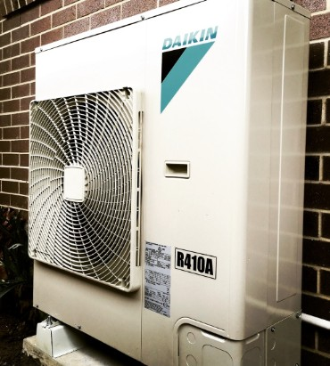 Daikin Ducted Air Conditioner System