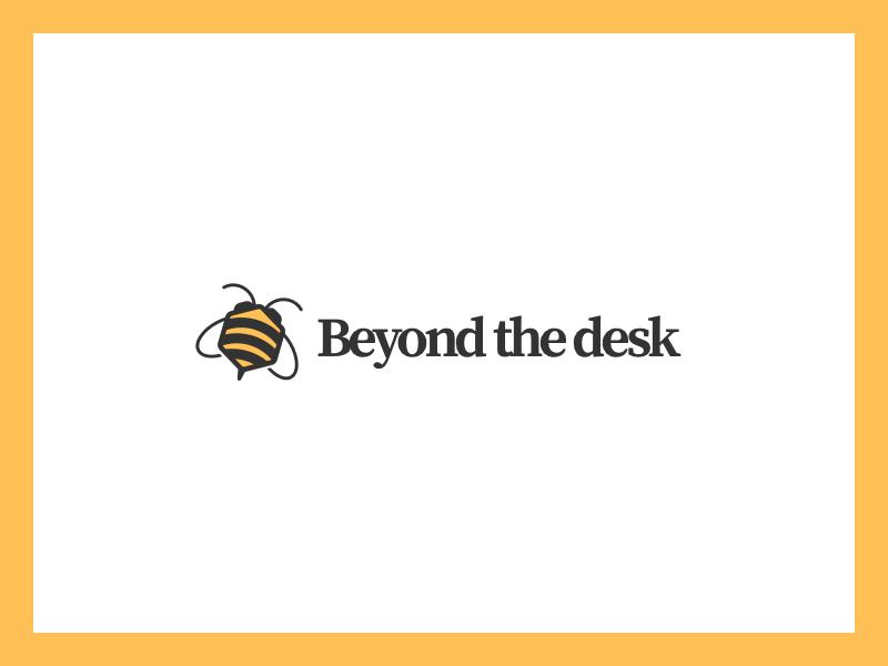 Beyond the Desk Logo Design