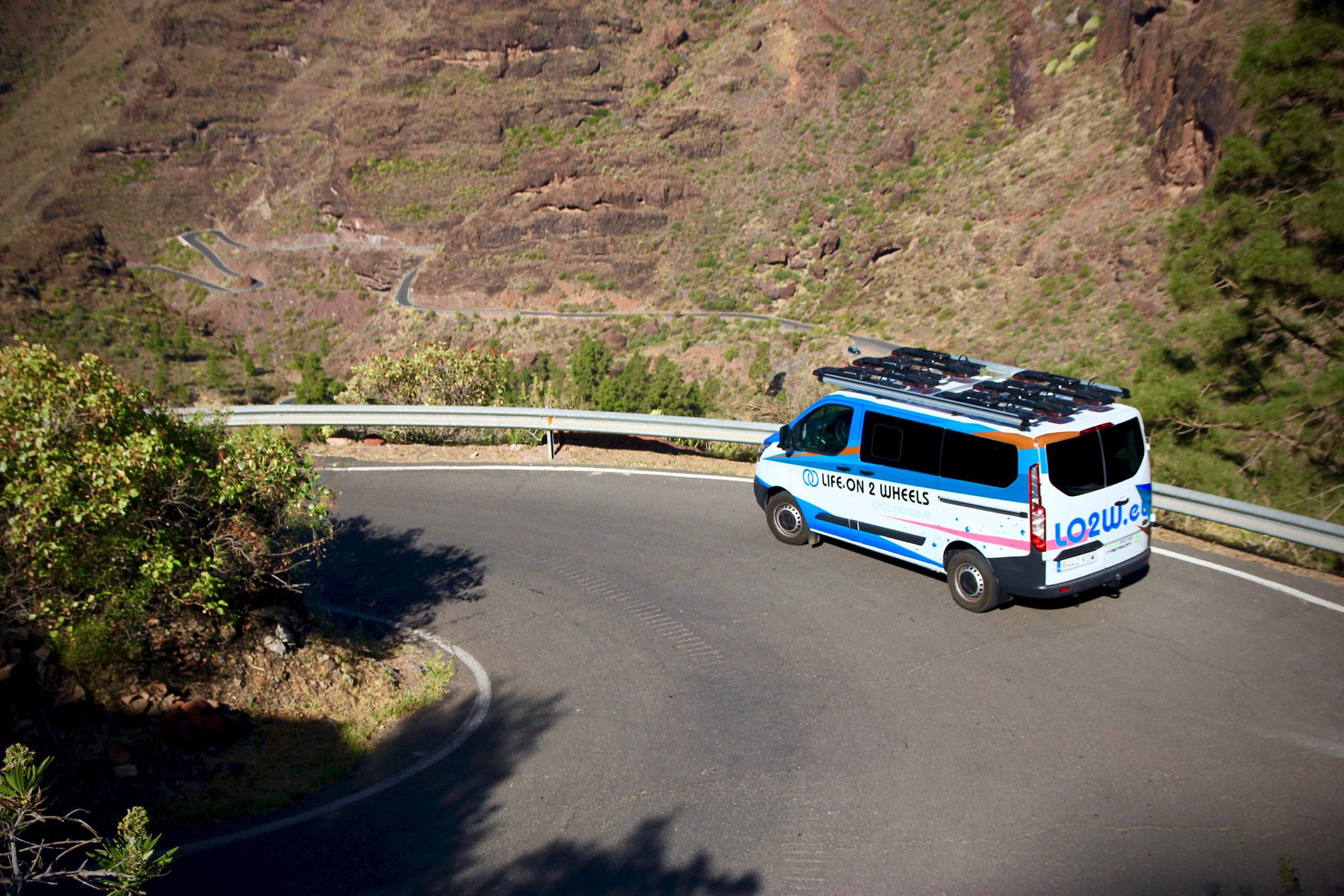 Life On 2 Wheels - Bike Shuttle
