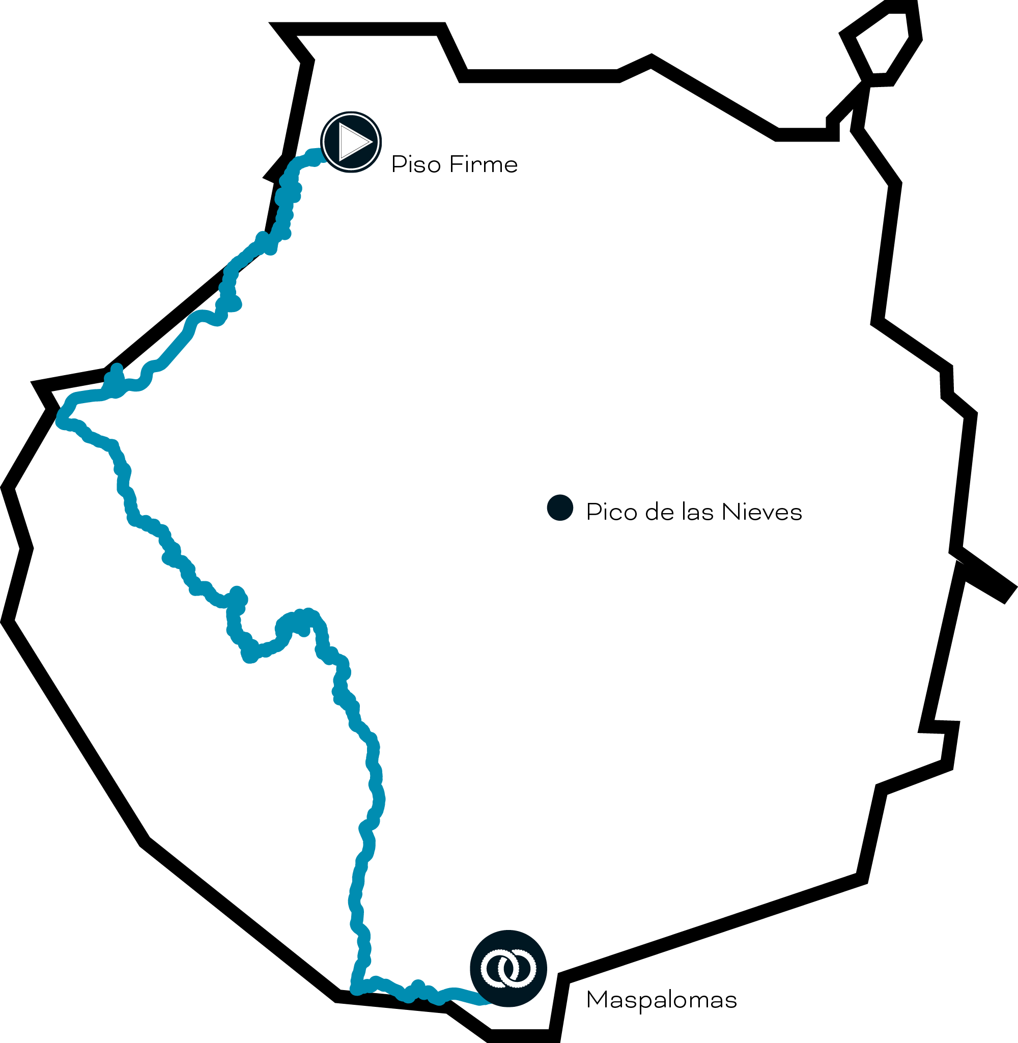 route map - wild wild west