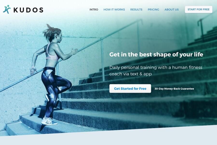 Tech Startup Website Design
