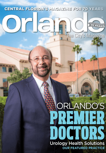 Dr. Lotenfoe named as one of Orlando's Premier Doctors