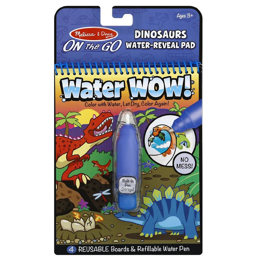 MD Water WOW Dinosaurs