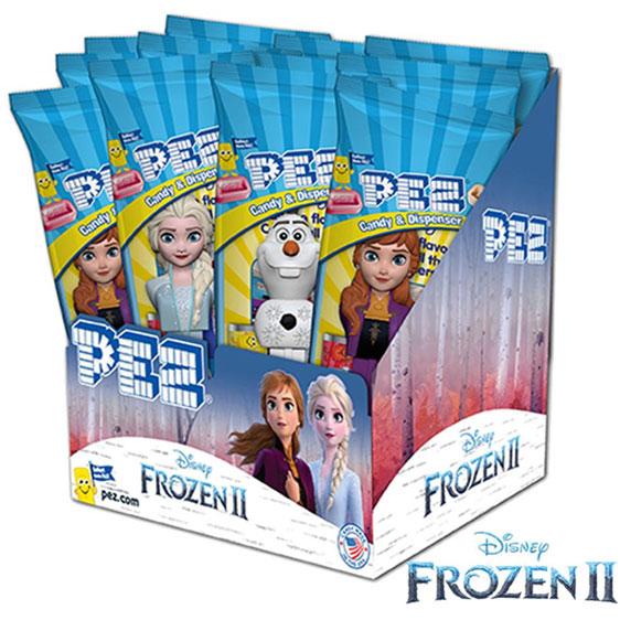 Pez Frozen II