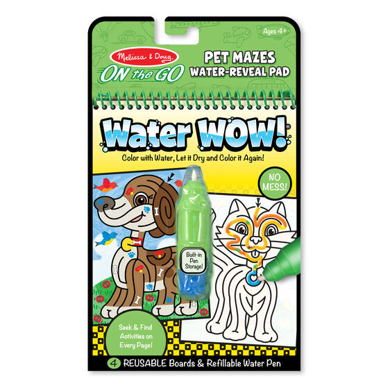 MD Water Wow Pet Maze