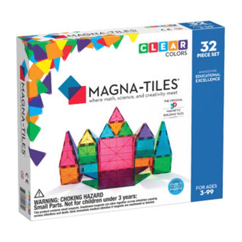 Magna-Tiles 32