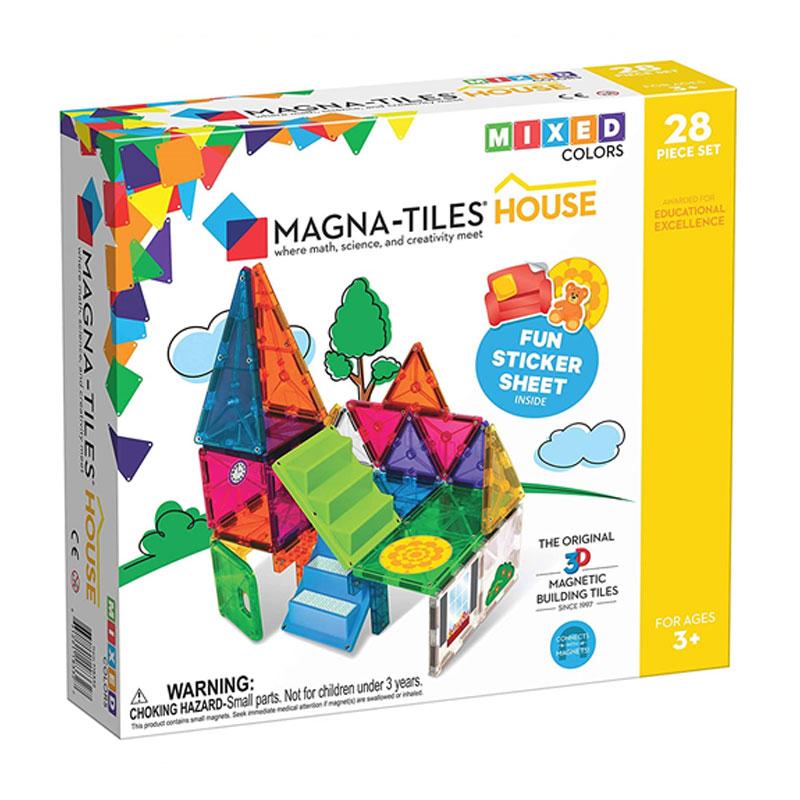 Magna-tiles 28