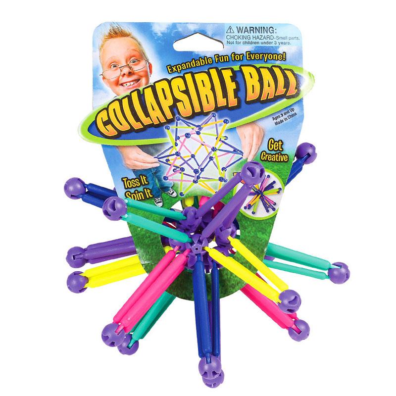 Collapsible Ball