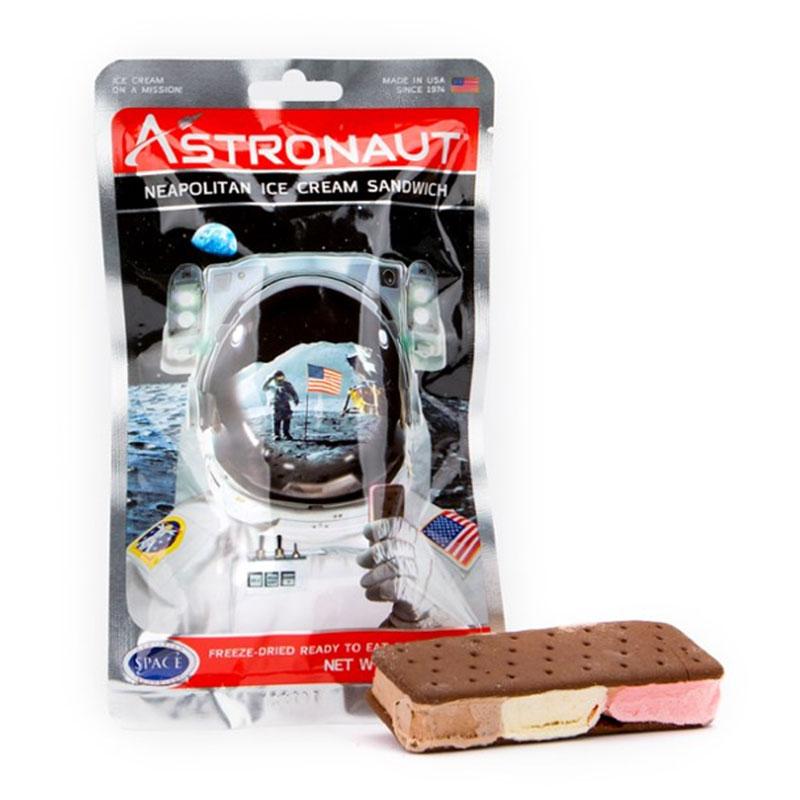 Astronaut Freeze Dried Ice Cream