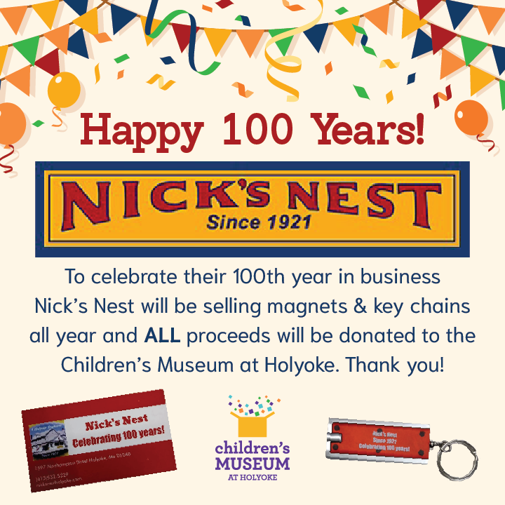 Nicks Nest Holyoke celebrates 100 years