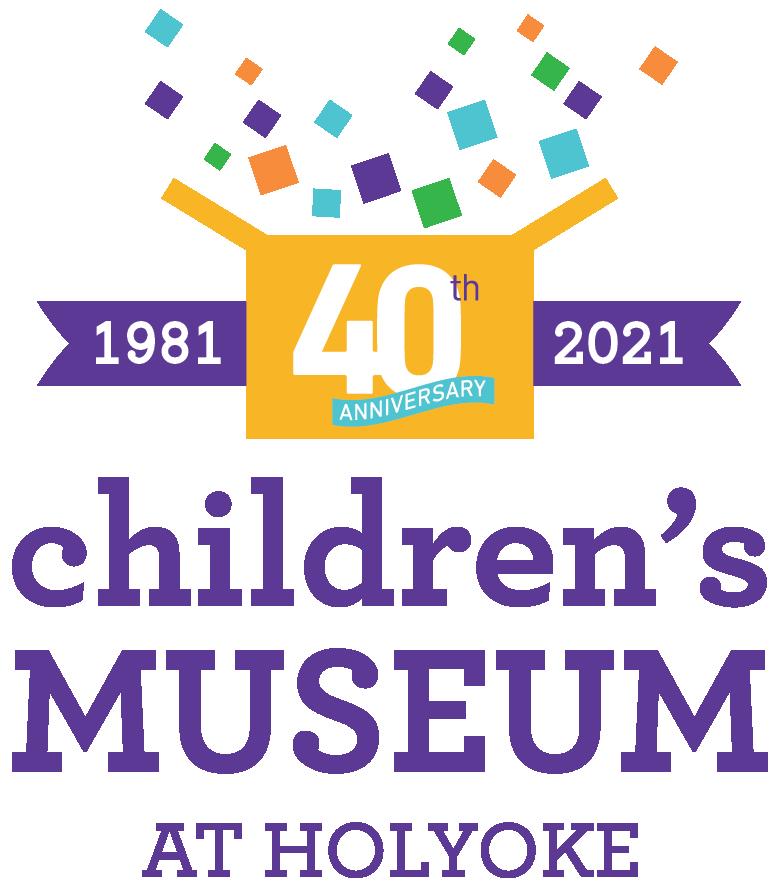40th anniversary CMH logo