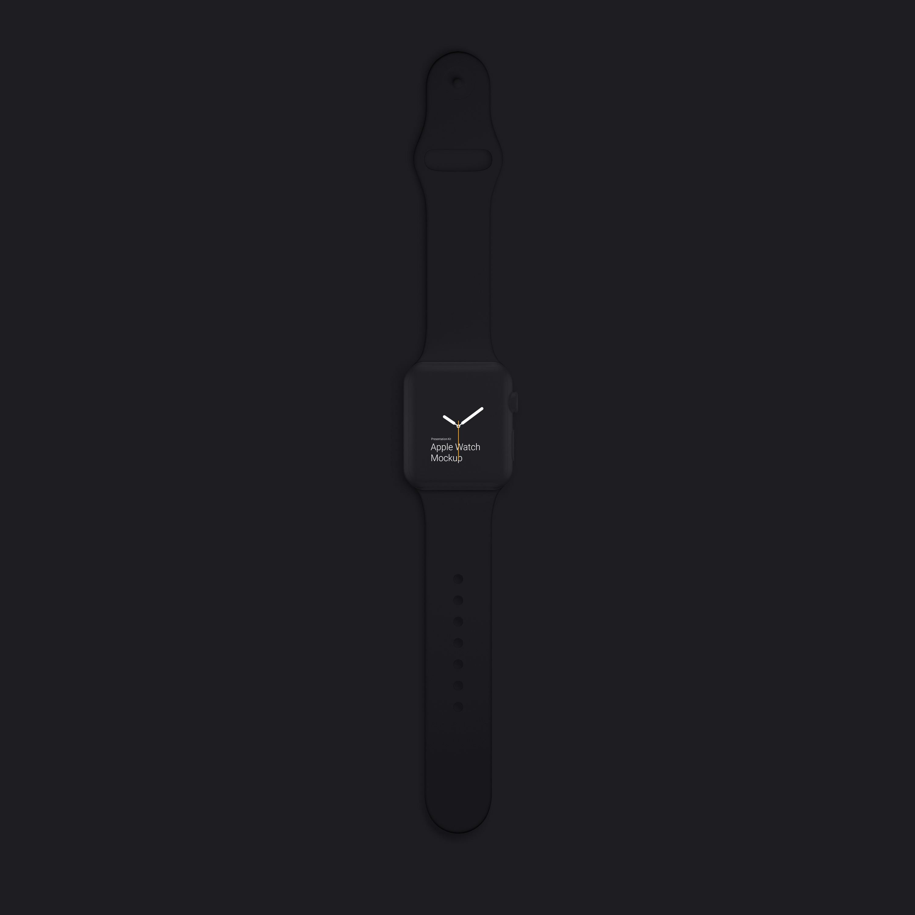 Download Apple Watch Mockup for Sketch and Photoshop
