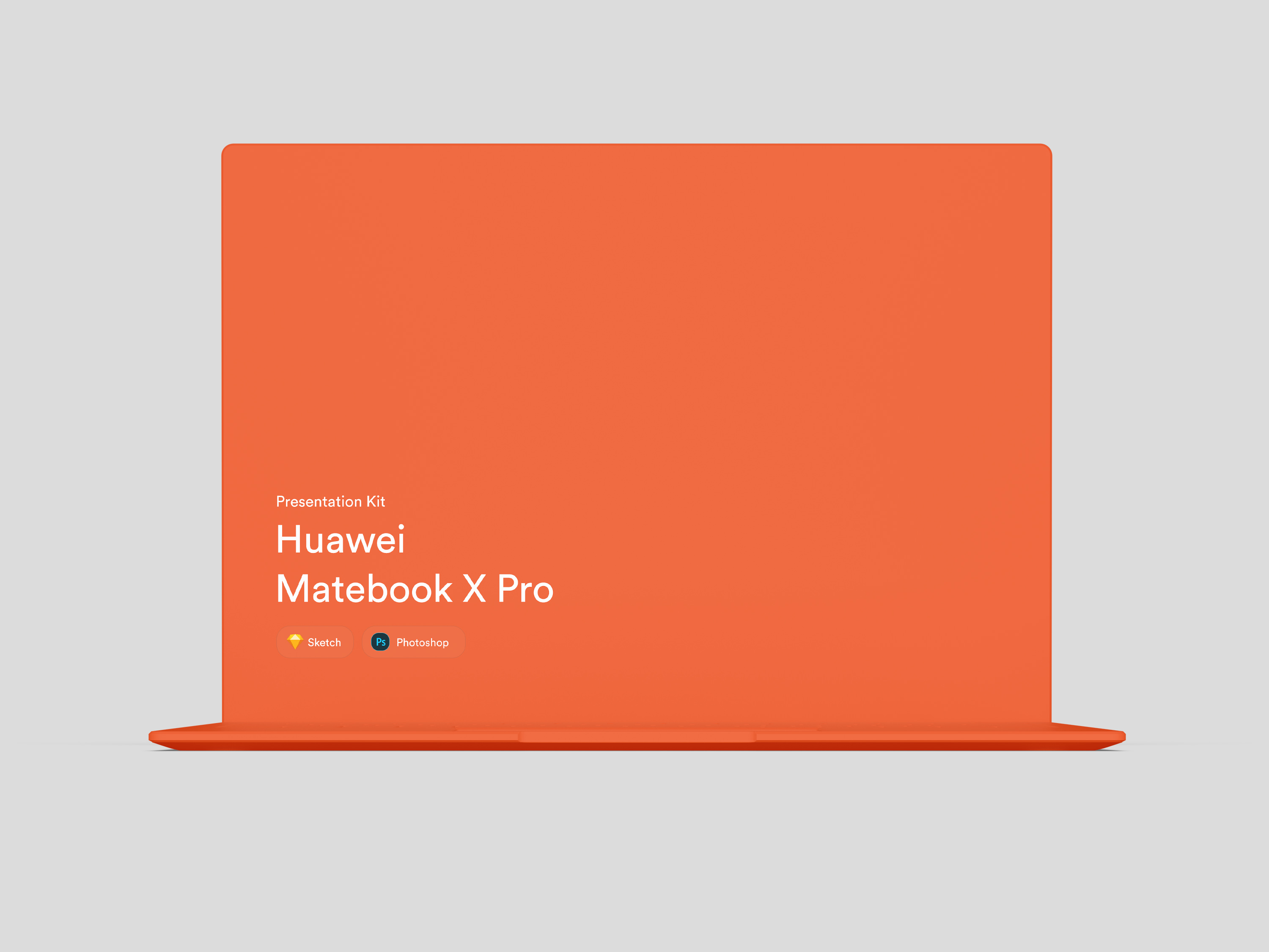 Download MateBook X Pro Mockups for Sketch and Photoshop
