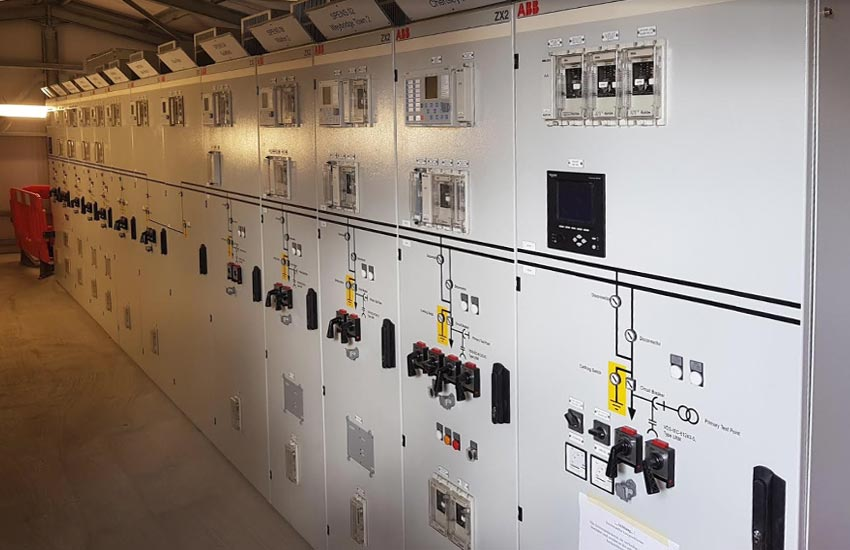 West Weybridge 33kV Switchgear Commissioning