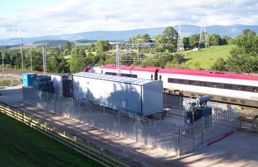 West Coast Mainline Autotransformer Project
