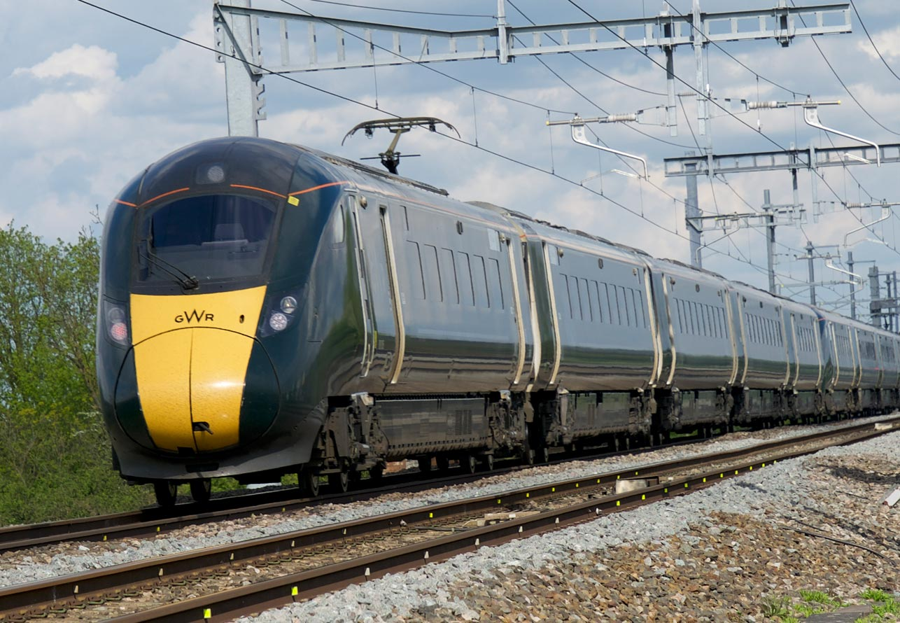 The Greater West Electrification Programme - Electric Trains to Bristol Parkway and Newbury