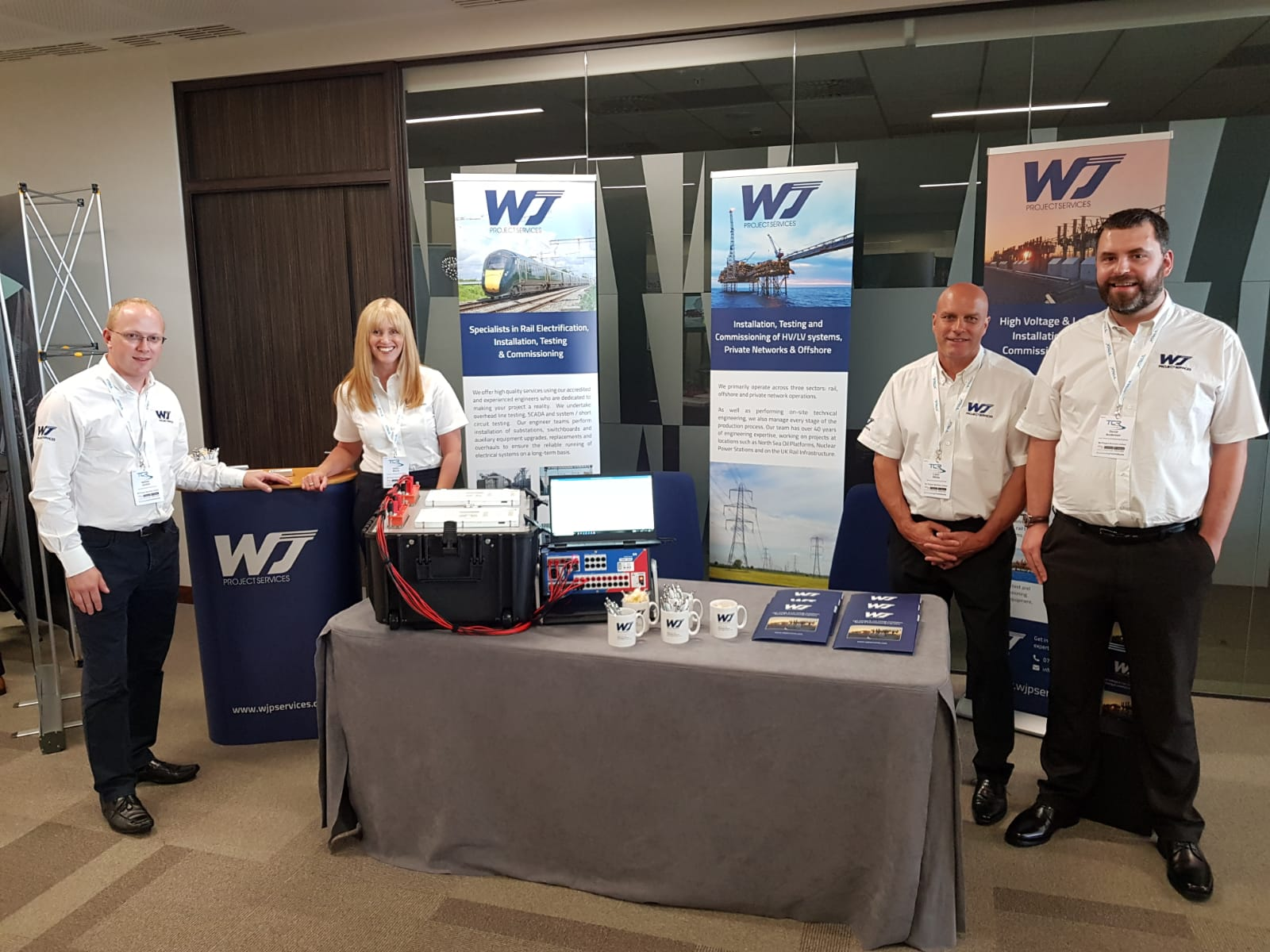 TranscityRail Midlands - Double Associate Sponsors