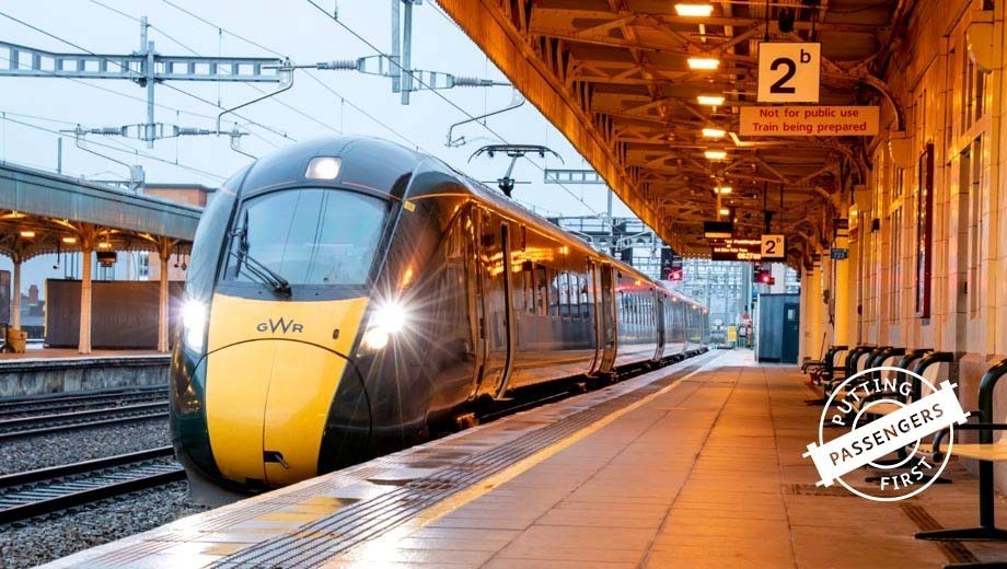 History In The Making...First Electric Trains For Wales
