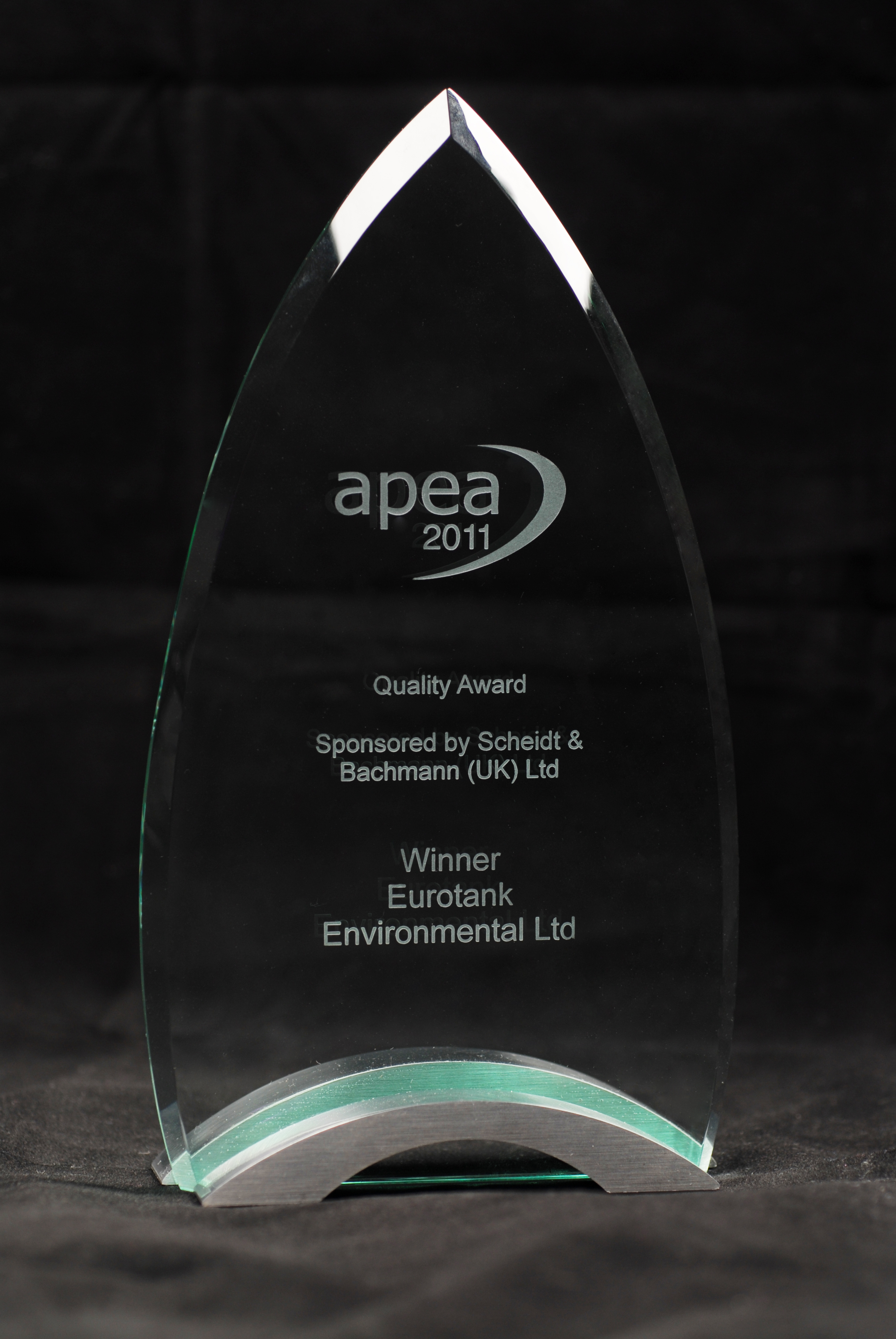 APEA Quality Award