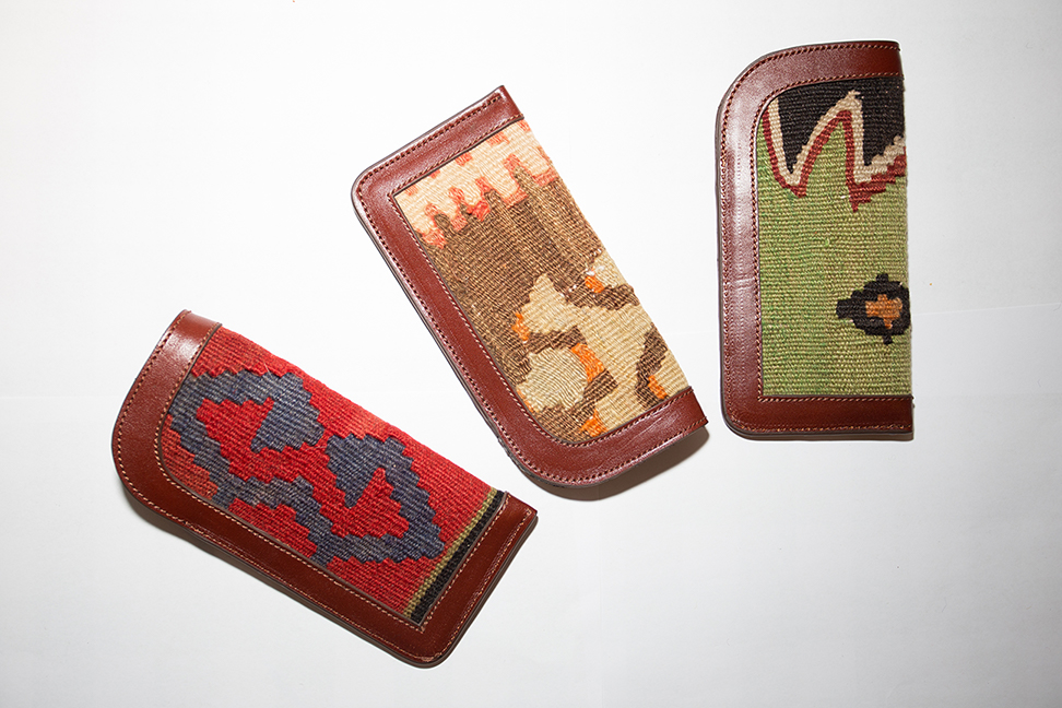Nomad Ideas Kilim Glasses Case