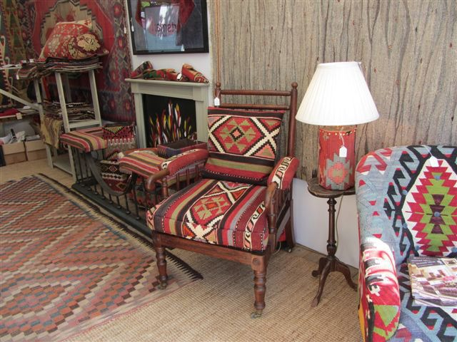 Nomad Ideas Kilim Chair