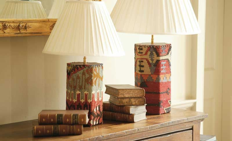Nomad Ideas Kilim Lamps