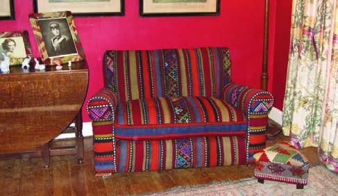 Nomad Ideas Kilim Sofa