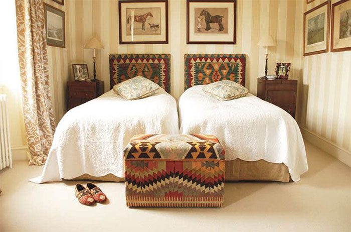 Nomad Ideas Kilim Single Bedhead