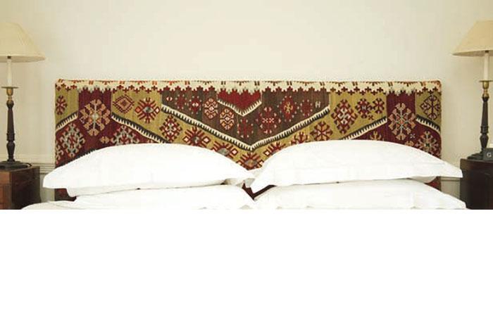 Nomad Ideas Kilim Double Bedhead