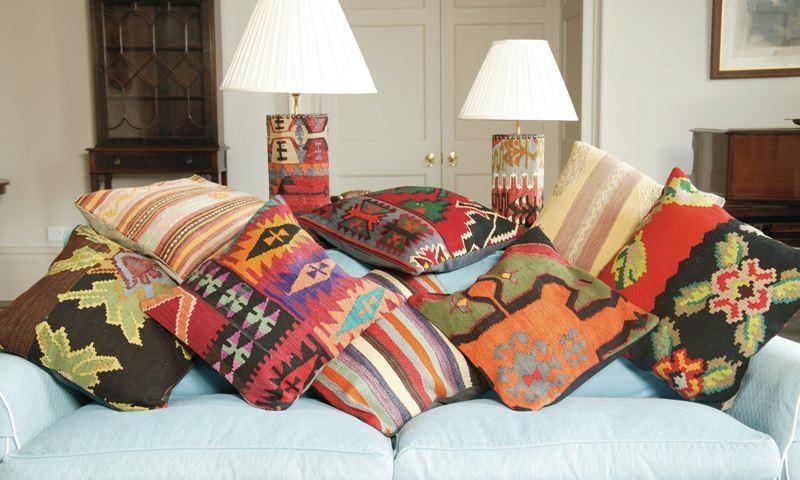 Nomad Ideas Kilim Cushion Covers