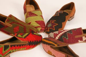 Nomad Ideas Kilim Shoes