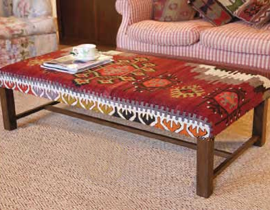 Superb Nomad Ideas Kilim Magazine Stools Gmtry Best Dining Table And Chair Ideas Images Gmtryco