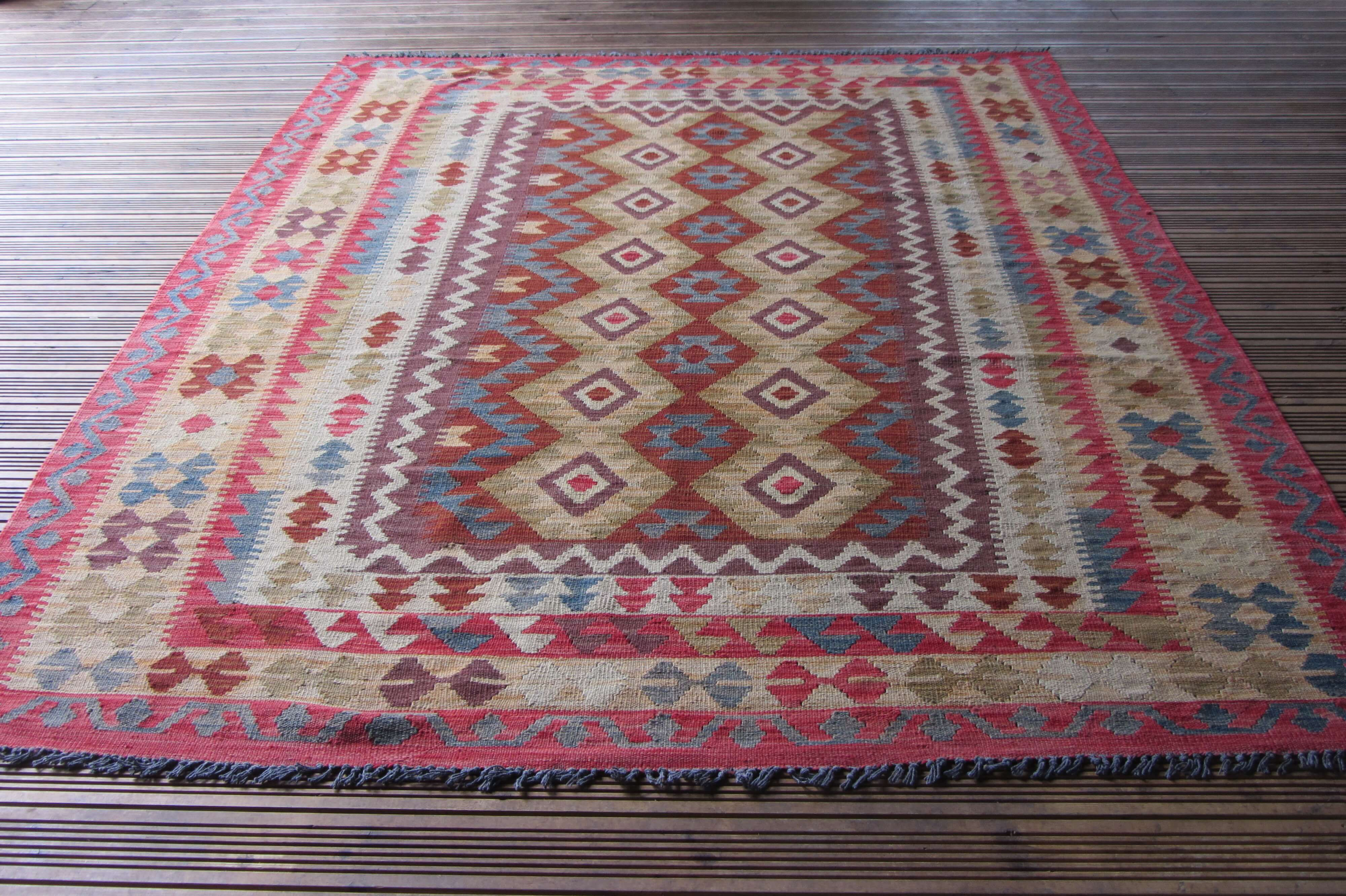 Kilim Rug from Nomad Ideas