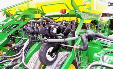 fertilizer delivery parts