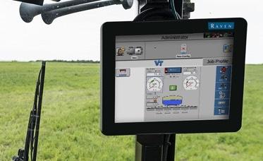 precision farming monitor