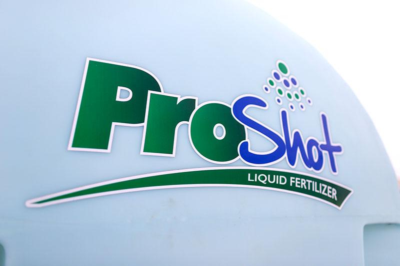 pro shot tank