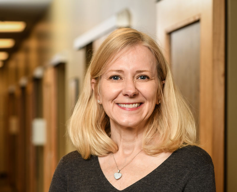 Headshot of Dr. Ann Somers