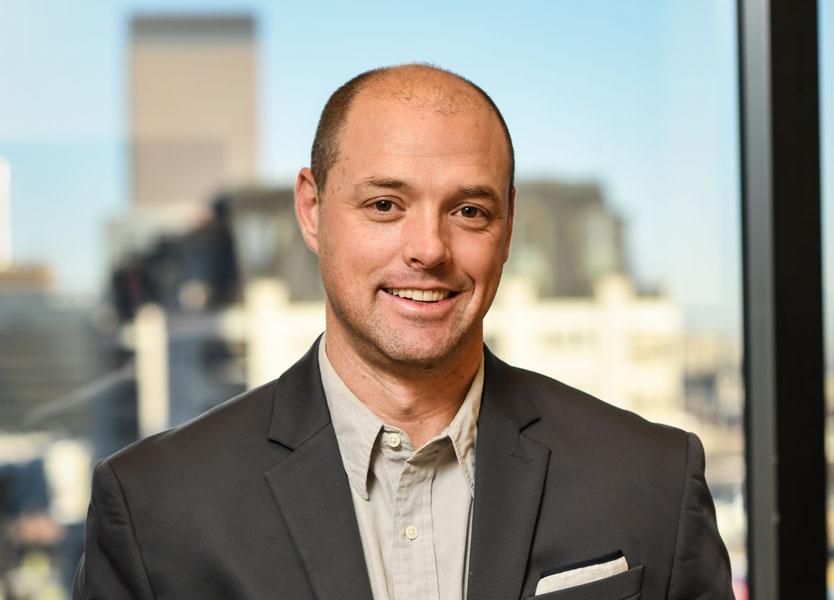 Headshot of Dr. Nicholas Poulos