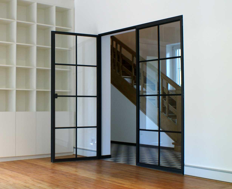 Eingangstür, Eingangstüranlage, Haustür, Haustüranlage, Haustür mit Briefkasten, Innentüren, Glastüranlage, Glasschiebetür, Glastüranlage