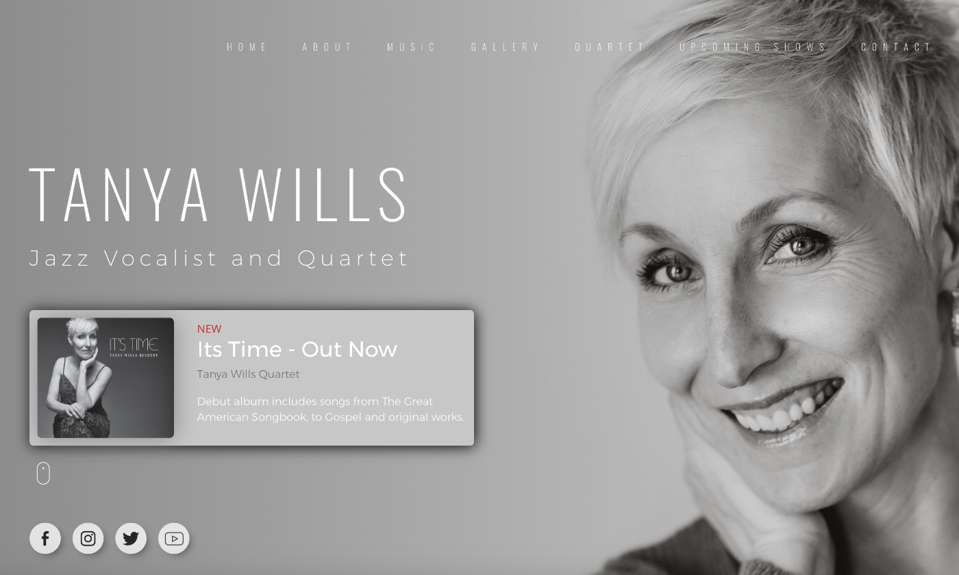Tanya Wills Quartet